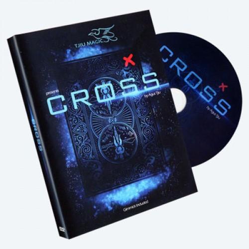 Cross (DVD & Gimmicks) Bonus Pack by Tjiu