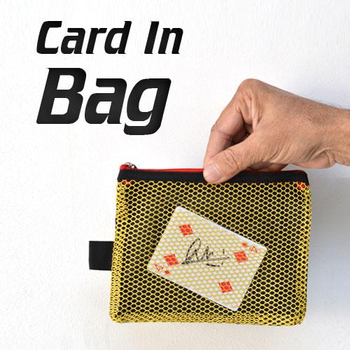 Card In Bag