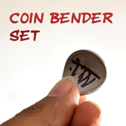 Coin Bender Set