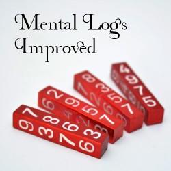 Mental Logs Improved