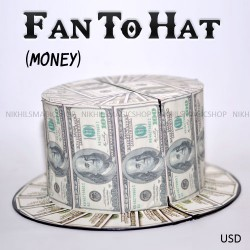 Fan to Hat (Money Version)