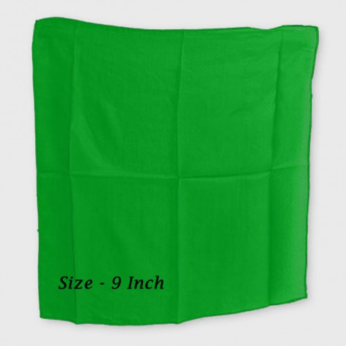 Silk 9 Inch Pure - Green