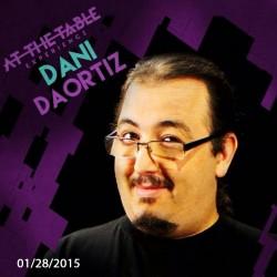 At the Table Live Lecture - Dani da Ortiz 01/28/2015 (VIDEO DOWNLOAD)