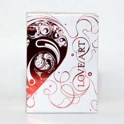 Love Art Deck (Red/ Limited Edition) deck