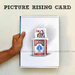 Picture Rising card