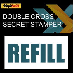 Secret Stamper Part (Refill) for Double Cross by Magic Smith