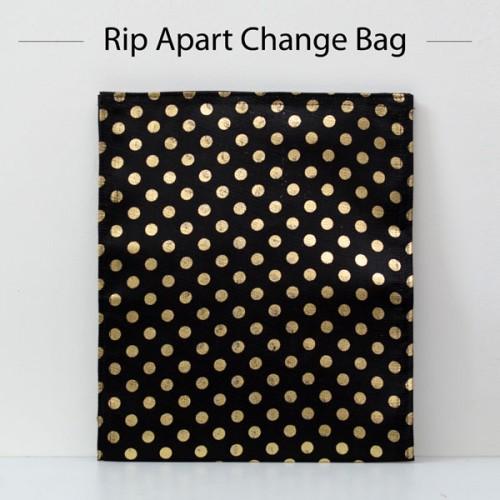 Rip Apart Change bag