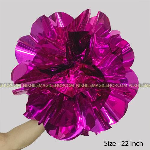 Spring Flower Giant (Mylar) - Pink
