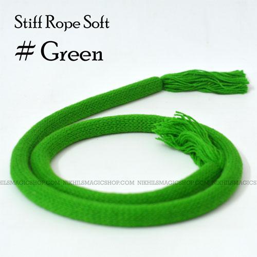 Stiff Rope Soft - Green