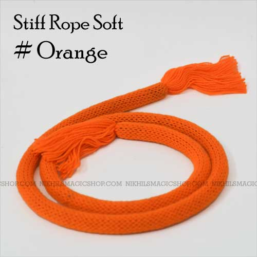 Stiff Rope Soft - Orange