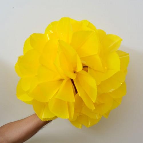 Spring Flower Jumbo (PVC) - Yellow
