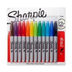 Sharpie Marker Set (#12)
