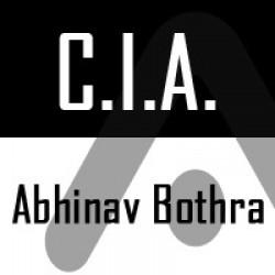 C.I.A.  Challenging & Intensive ACAAN by Abhinav Bothra (PDF DOWNLOAD)