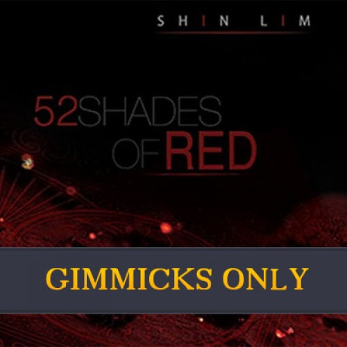 52 Shades Gimmicks only (20.ct)