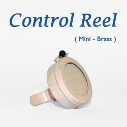 Control Reel ( Mini - brass )