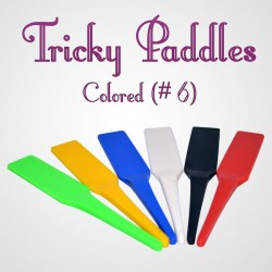 TRICKY PADDLES COLORED (#6)