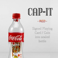 Cap it (Red)