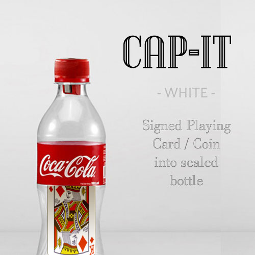 CAP IT (White)