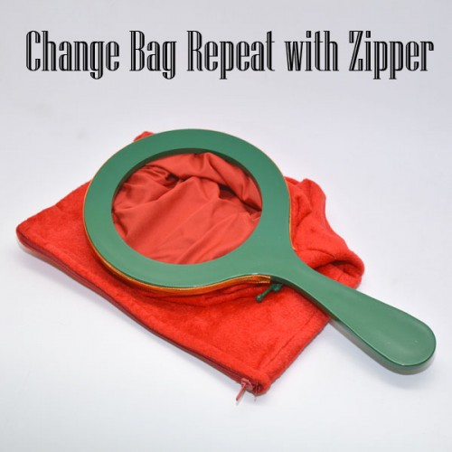 Change Bag Repeat with Zipper