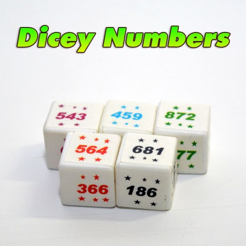 Dicey Numbers