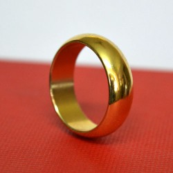 Wizard P.K. Ring (Gold) 19mm