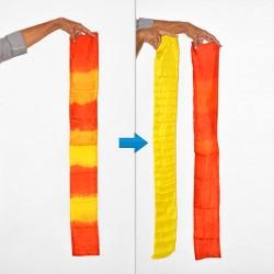 Split Multicolor Streamer