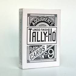 Tally Ho Reverse Fan back (White) Limited Ed.
