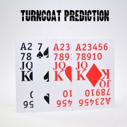 Turncoat Prediction