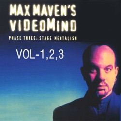 Max Maven Video Mind Set - Vol 1 thru 3 (VIDEO DOWNLOAD)