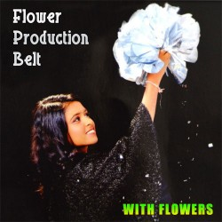 Flower Production belt with Flower Set