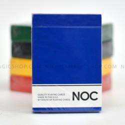 NOC Original Deck (Blue)