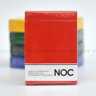 NOC Original Deck (Red)
