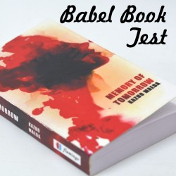 Babel Book Test (Memory Of Tomorrow book) 2.0