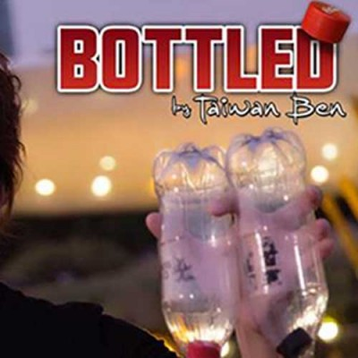 Bottled (Red, Coca-Cola) by Taiwan Ben
