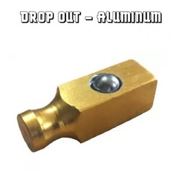Drop Out - No Drop Out : Aluminium