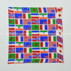 Flag Of Nations Silk - Large