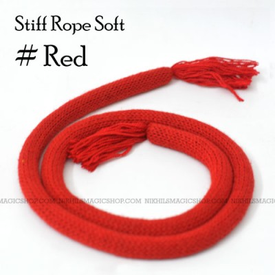 Stiff Rope Soft - Red