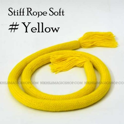 Stiff Rope Soft - Yellow