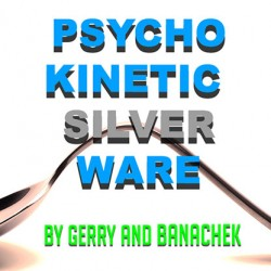 The Vault - Psychokinetic Silverware by Gerry and Banachek (VIDEO DOWNLOAD)