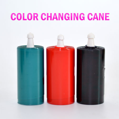 Triple Color Changing Cane
