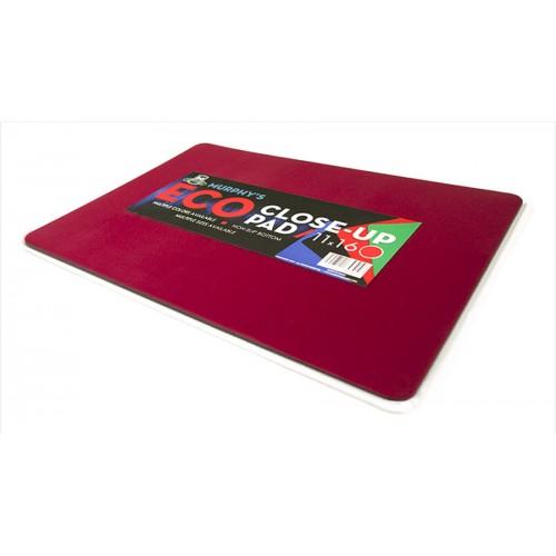 Economy Close-Up Pad 11X16 (Red)