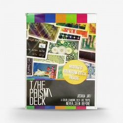 PRISM Deck (w/DVD) by Joshua Jay