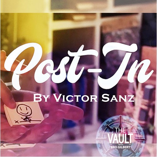 The Vault - Post-In by Victor Sanz (video Download)