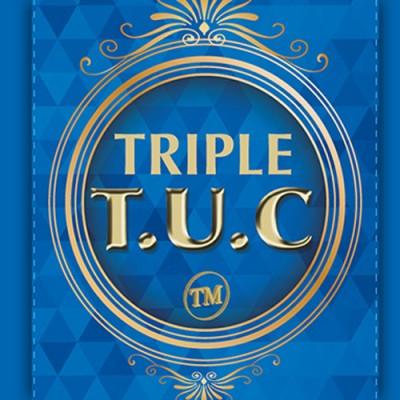 Triple TUC Half Dollar (D0183) by Tango