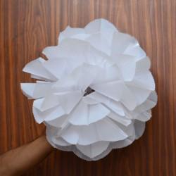 Spring Flower Jumbo (PVC) - White