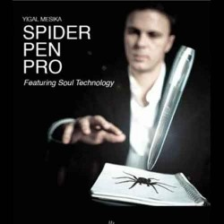 Spider Pen Pro With DVD by Yigal Mesika