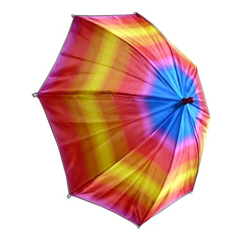 Rainbow Umbrella 14 inch