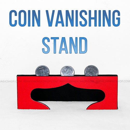 Coin Vanishing Stand