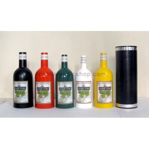 Color Changing Bottles
