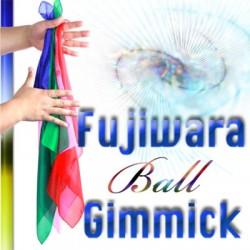 Fujiwara Ball Gimmick ( With DVD )